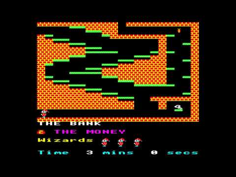 Wizard 2 (longplay) for the BBC Micro