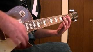 BUCKCHERRY- LAWLESS AND LULU-RHYTHM GUITAR