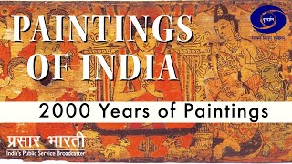 The Paintings of India - 2000 Years of Paintings - THE