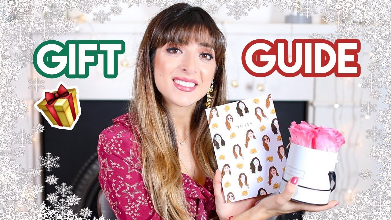 CHRISTMAS GIFT GUIDE 2017! | Beauty, Fashion & Lifestyle