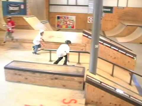 Gatorade Free Flow Tour Recap - Saylor Skatepark 7/25 Skate Park