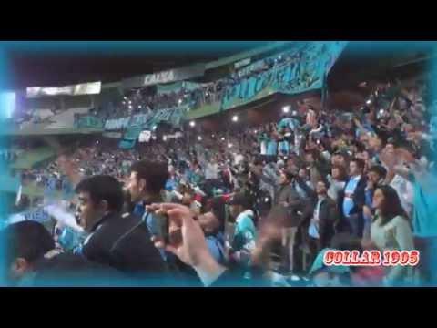 """""""NO HAY DISTANCIA QUE DETENGA ESTA LOCURA..."""" Barra: Los Piratas Celestes de Alberdi • Club: Belgrano"""