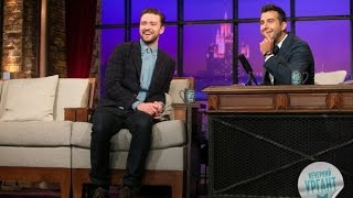 Вечерний Ургант -  Джастин Тимберлейк/Justin Timberlake. 200 выпуск, 13.09.2013
