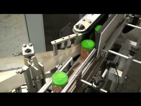 Paradigm 700 VS Pressure Sensitive Labeler for Round Containers