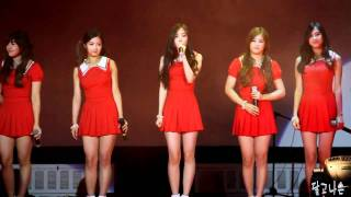 11/10/28 A Pink - Wishlist @Military Academy Event