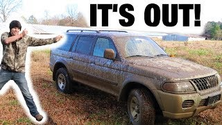 DID THE RANGER PULL IT OUT!?!