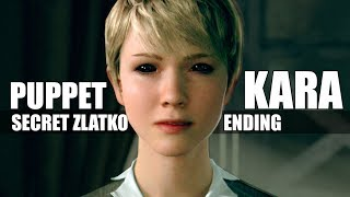 "Detroit Become Human - ""What Happens When"" Kara Becomes Evil - [Zlatko Secret Ending]"