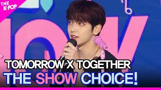 TOMORROW X TOGETHER, THE SHOW CHOICE! [THE SHOW 210824]