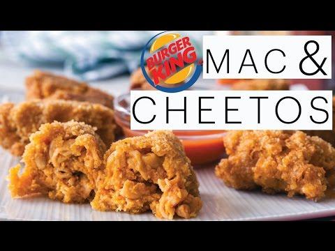 DIY Burger King Mac n Cheetos | Make it Vegan Monday |  Have it Your Way | The Edgy Veg