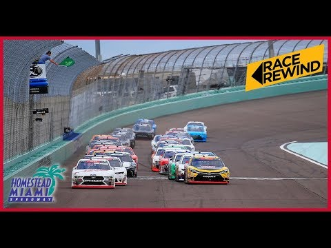 Race Rewind: Perfect bookends for Reddick
