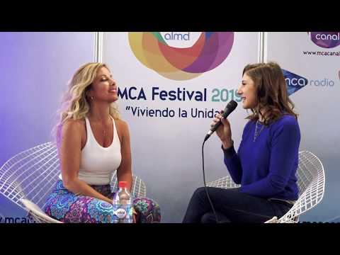Entrevista a Yuyuniz Navas en MCA Festival 2019