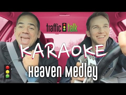 Traffic Talk Karaoke with Cortt Chavis