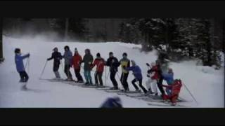 For Your Eyes Only  - Ski Chase - Inappropriate Soundtrack