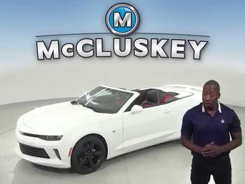 New 2018 Chevrolet Camaro 2LT