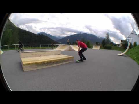 Skatepark Imst 2009