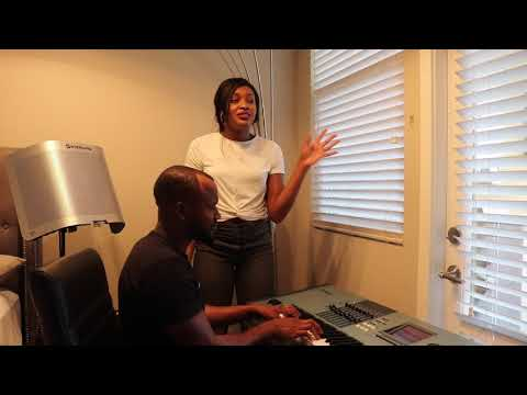 Sir Duke Cover. Chechi Saira &  Chuks okpu aka Mr Clear on keys