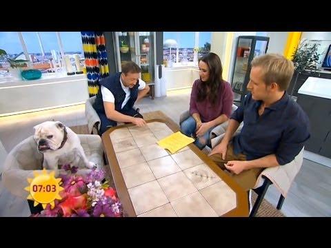 Ein besonderes Möbelstück: Der Fliesentisch | Sat.1 Frühstücksfernsehen
