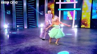 Week 7: Kirsty and Luke - Broadway - So You Think You Can Dance 2011 - BBC One