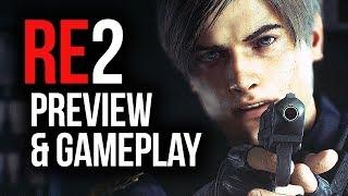 Resident Evil 2 Remake angespielt | Ersteindruck mit Gameplay