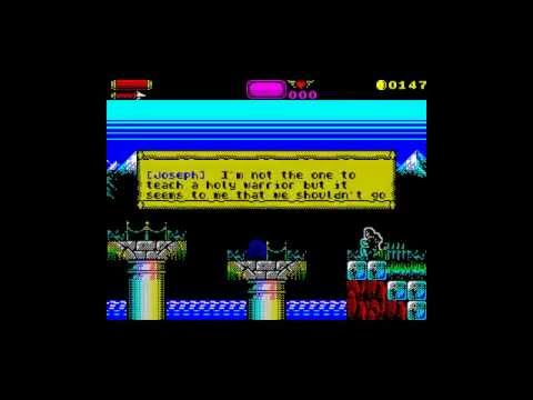Castlevania, Spectral Interlude (ZX Spectrum): The First 10 Minutes