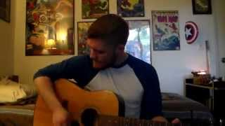 End of The Summer - Theory of a Deadman - Brett Weaver Acoustic Cover