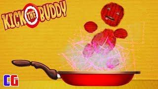 АНТИСТРЕСС ПРОТИВ ЕДЫ! Уничтожь любым способом - Kick the Buddy
