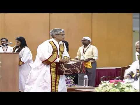 PM Modi addresses Convocation ceremony of IIT Madras