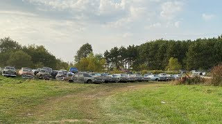 WE BOUGHT A CLASSIC CAR JUNK YARD! Everything for sale!
