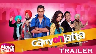 Carry on Jatta | Official Trailer | Gippy Grewal | Punjabi Movie Full HD | Speed Records