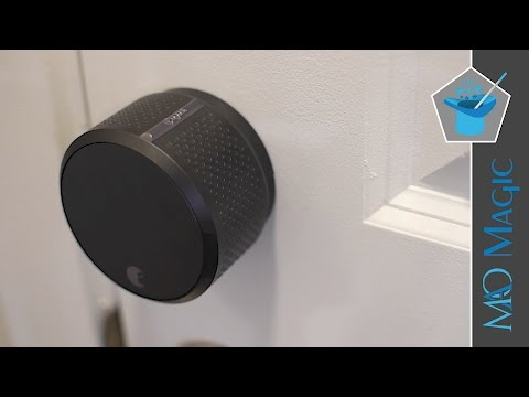 Review: August Smart Lock with HomeKit & Siri