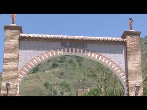 Vídeo promocional de El Borge para Fitur 2020