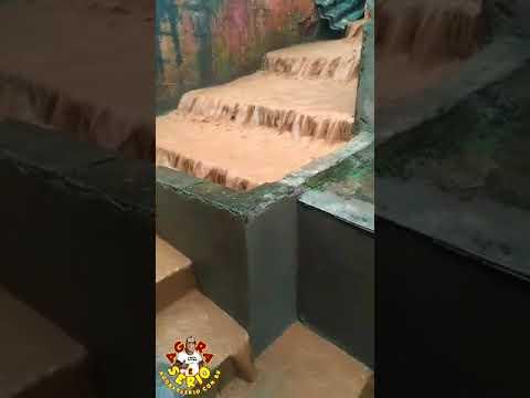 Morador da Favela do Justinos revoltado com a Prefeitura de Juquitiba
