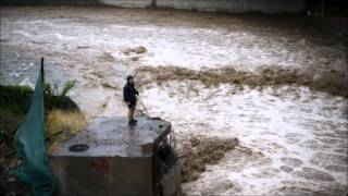 One dead, seven missing after heavy rains hit central Chile