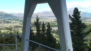 preview picture of video 'Conical Hill Lookout, Hanmer Springs'