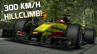 Hillclimb mit 300 km/h - RaceRoom [HD] [VR] Formula RaceRoom X 17 @ Lakeville
