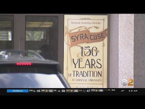 FBI Investigating Latest Incident At Syracuse University
