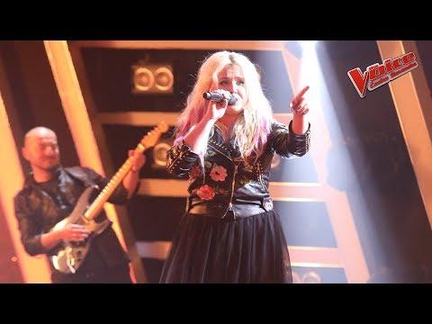 Diana Kalashová - Sia : Alive   The Voice Česko Slovensko