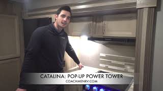 Catalina Feature Spotlight: Pop-Up Power Tower