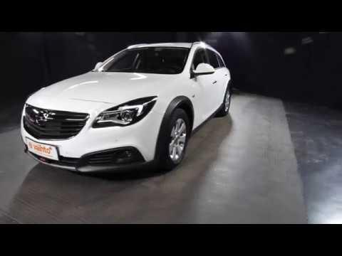 Opel INSIGNIA Country Tourer 2,0 CDTI 4x4 125 A (17.A, Farmari, Automaatti, Diesel, Neliveto, GLZ-703
