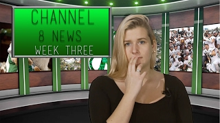 Channel 8 News Spring 2017 Week 3