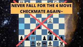 How to Defend Against the Four Move Checkmate