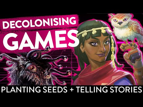 DECOLONISING GAMES - Conquest of Dread