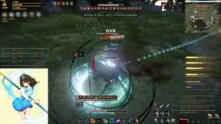 [Black Desert] Мистик против сорки - Санчей  vs. Shiro