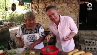 La ruta del sabor - Pocyaxum, Campeche