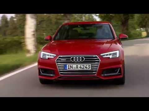 Audi A4 Sedan – Tango Red Preview | AutoMotoTV