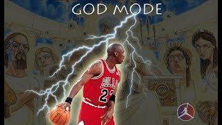 MICHAEL JORDAN GOD MODE - Video Youtube