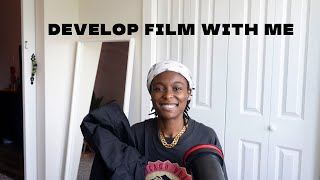 How I Develop 35mm Film — Sharing My Process