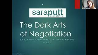 Negotiate Your Rate with Sara Putt