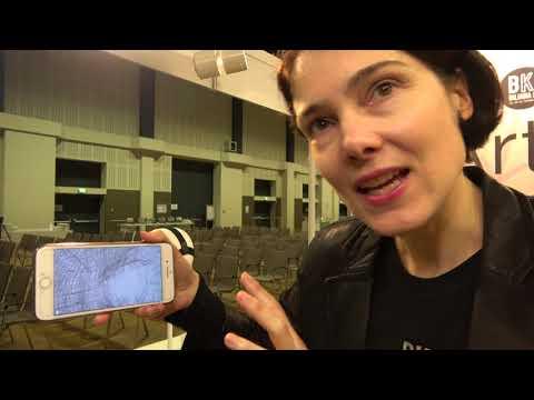 Biliana K discusses technology as art