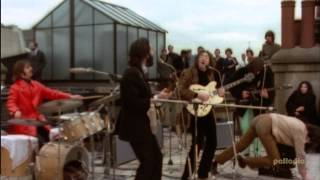 The Beatles Dont Let Me Down 1969 Palladia 1080p